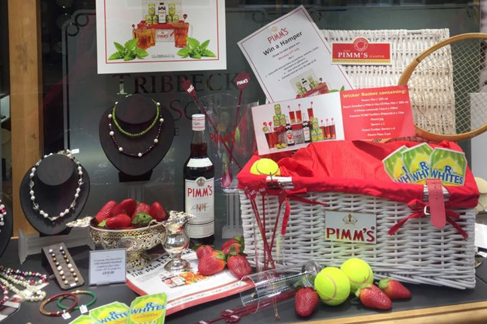 Win a Pimms hamper
