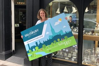 The Salisbury Gift Card at H R Tribbeck & Son